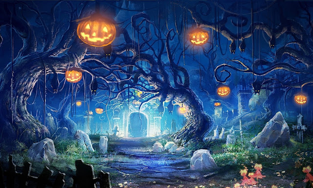 Halloween Hd Wallpaper 2017
