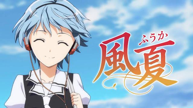 Rekomendasi Anime Winter 2017 Genre Ecchi dan Harem