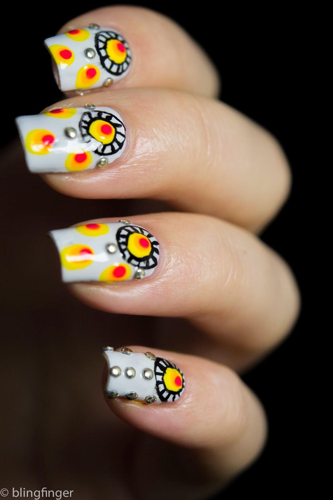 Weird Nail Art | unusual nail art ideas qikkwit your ...
