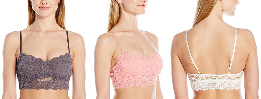 Mae Lace Padded Bralette for only $16