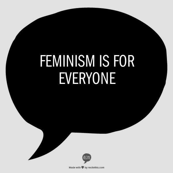 Anti-feministas?