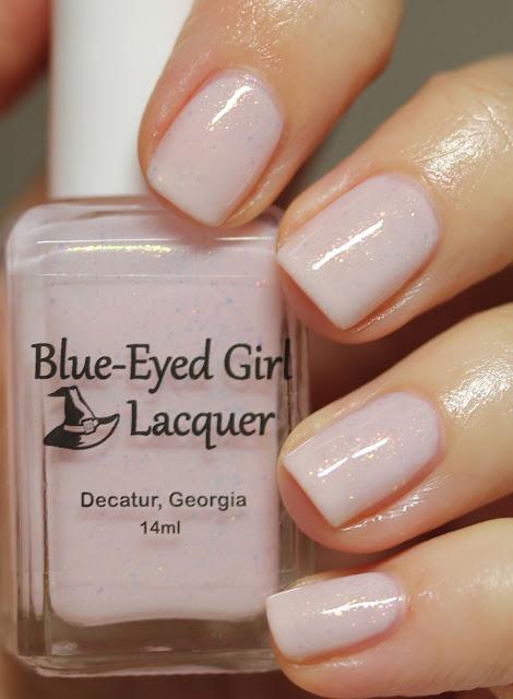 Blue-Eyed Girl Lacquer Eggos?