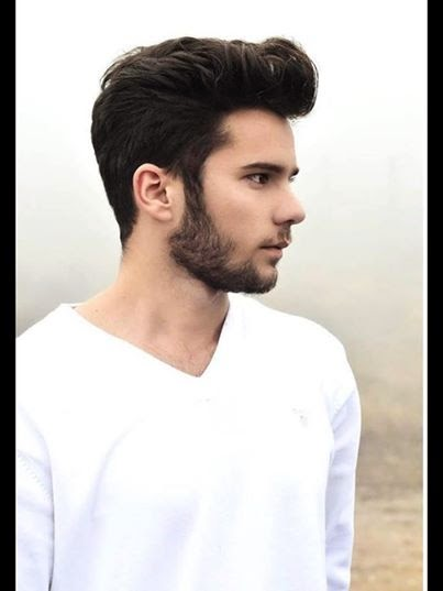 Fabulous New 2014 Hairstyle For Man Long Haircut For Man Fashion Styles Hairstyle Inspiration Daily Dogsangcom