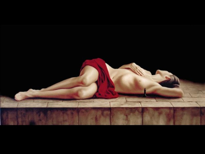 Современный художник-реалист. Carlos Oviedo 5