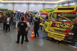 Kontes Modifikasi Truk Terbesar di Indonesia Digelar di Jogja