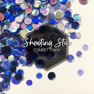 Shooting Star Confetti Mix