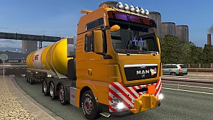 MAN TGX 1.9 by MADster