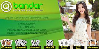 Link Alternatif Agen Poker Online QBandar - www.Sakong2018.com