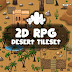 Free RPG Tileset - 2D Game Assets (Desert)
