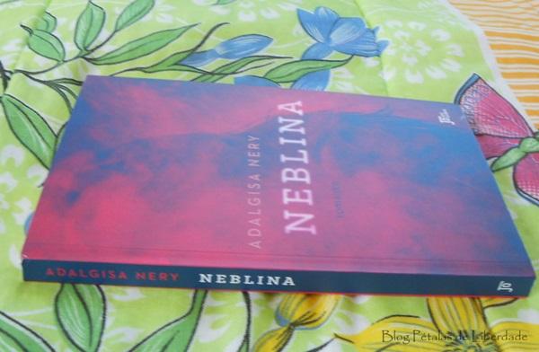Resenha, livro, Neblina, Adalgisa-Nery, Jose-Olympio, trechos, opiniao, capa, edição-nova