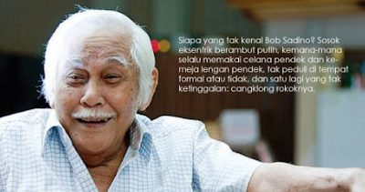 Profil Bob Sadino Pengusaha Sukses Indonesia