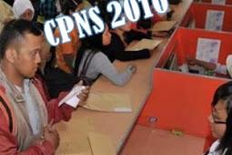 Kriteria pelamar yang diprioritaskan pada pengangkatan CPNS