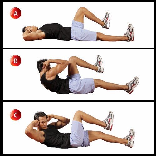 Cara Cepat Untuk Membentuk Perut Six pack Tanpa Harus Pergi Ke Gym