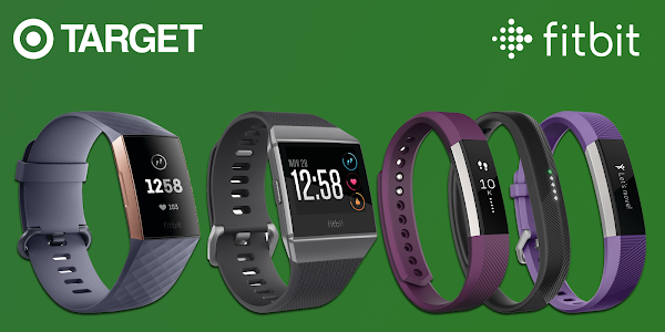 Fitbit wearables discounted on Target Black Friday deals