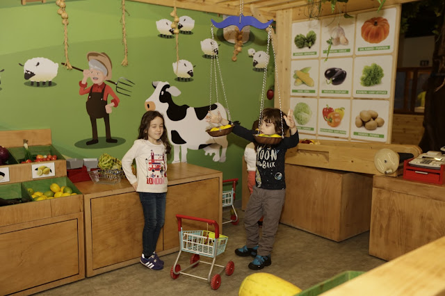çocuklarla aktivite