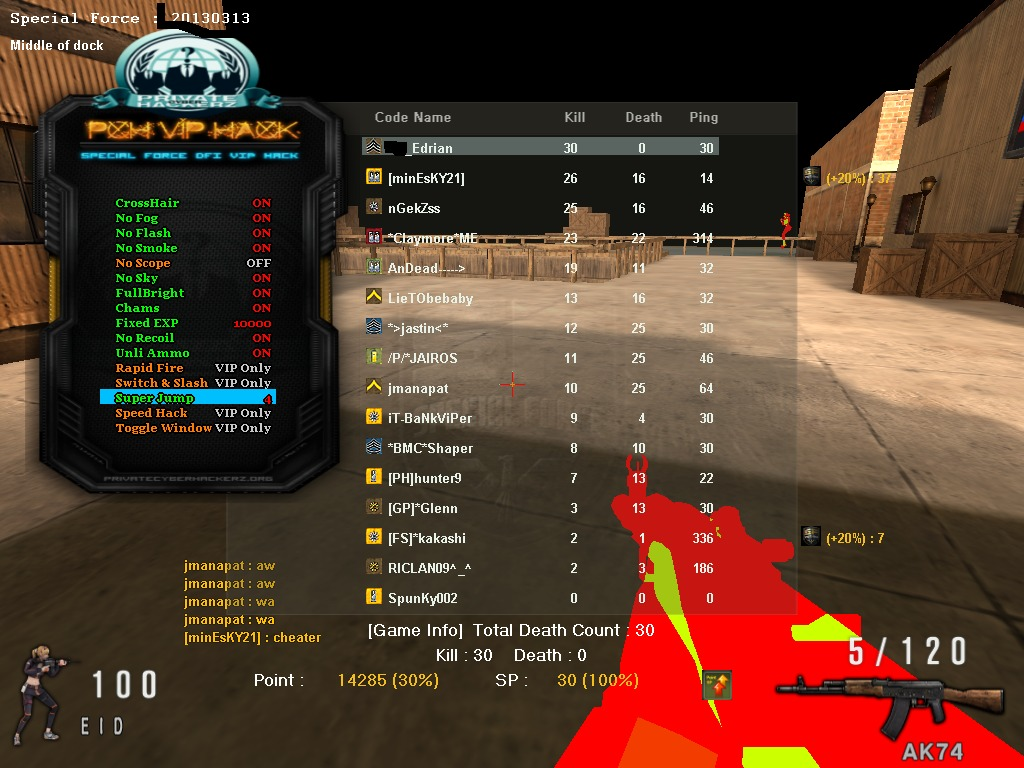 world of tanks private cheat
