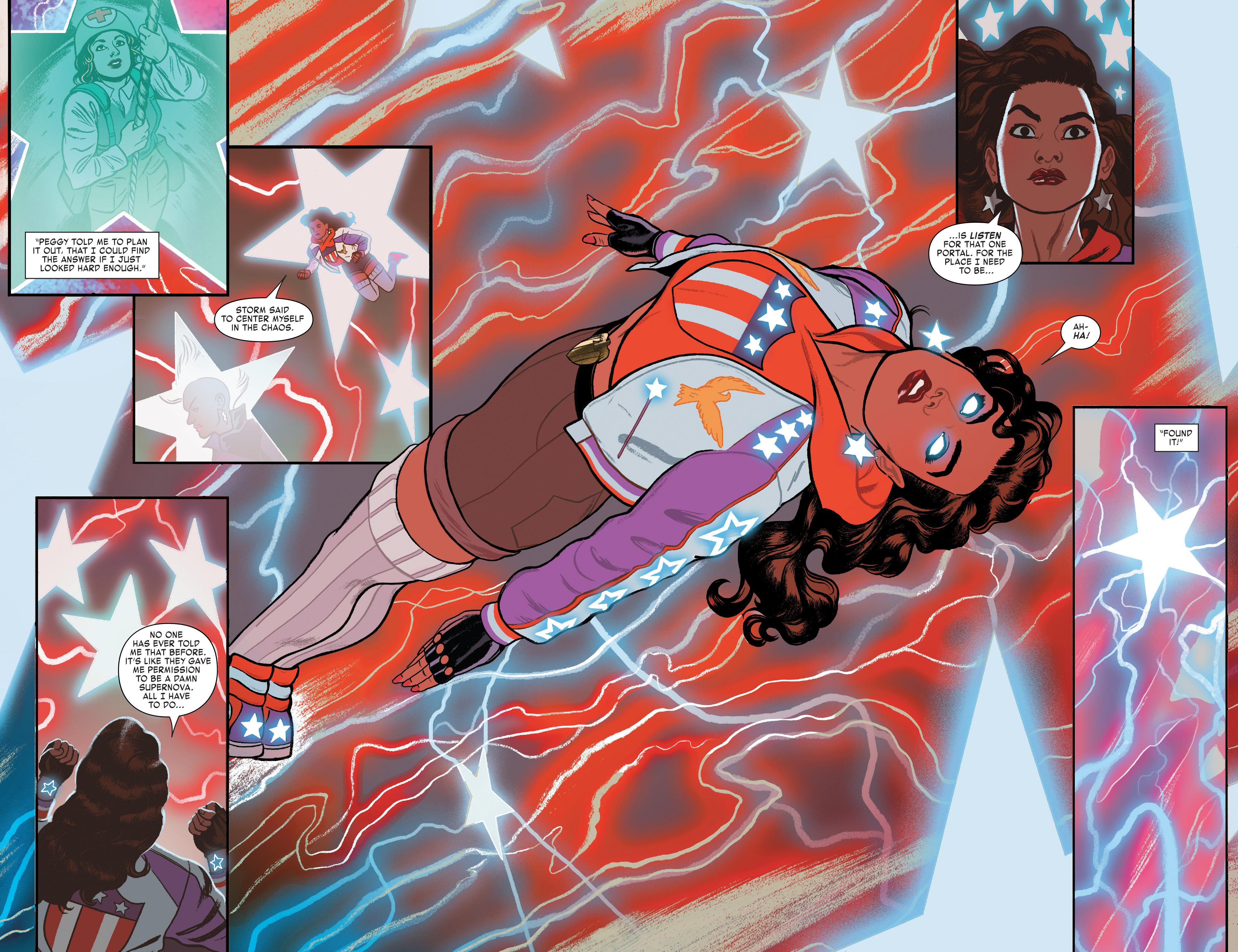 Read online America (2016) comic -  Issue #4 - 9