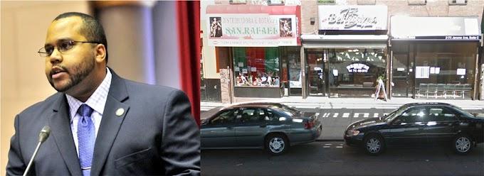 Atracadores saquean oficinas de asambleísta dominicano en El Bronx y negocios aledaños