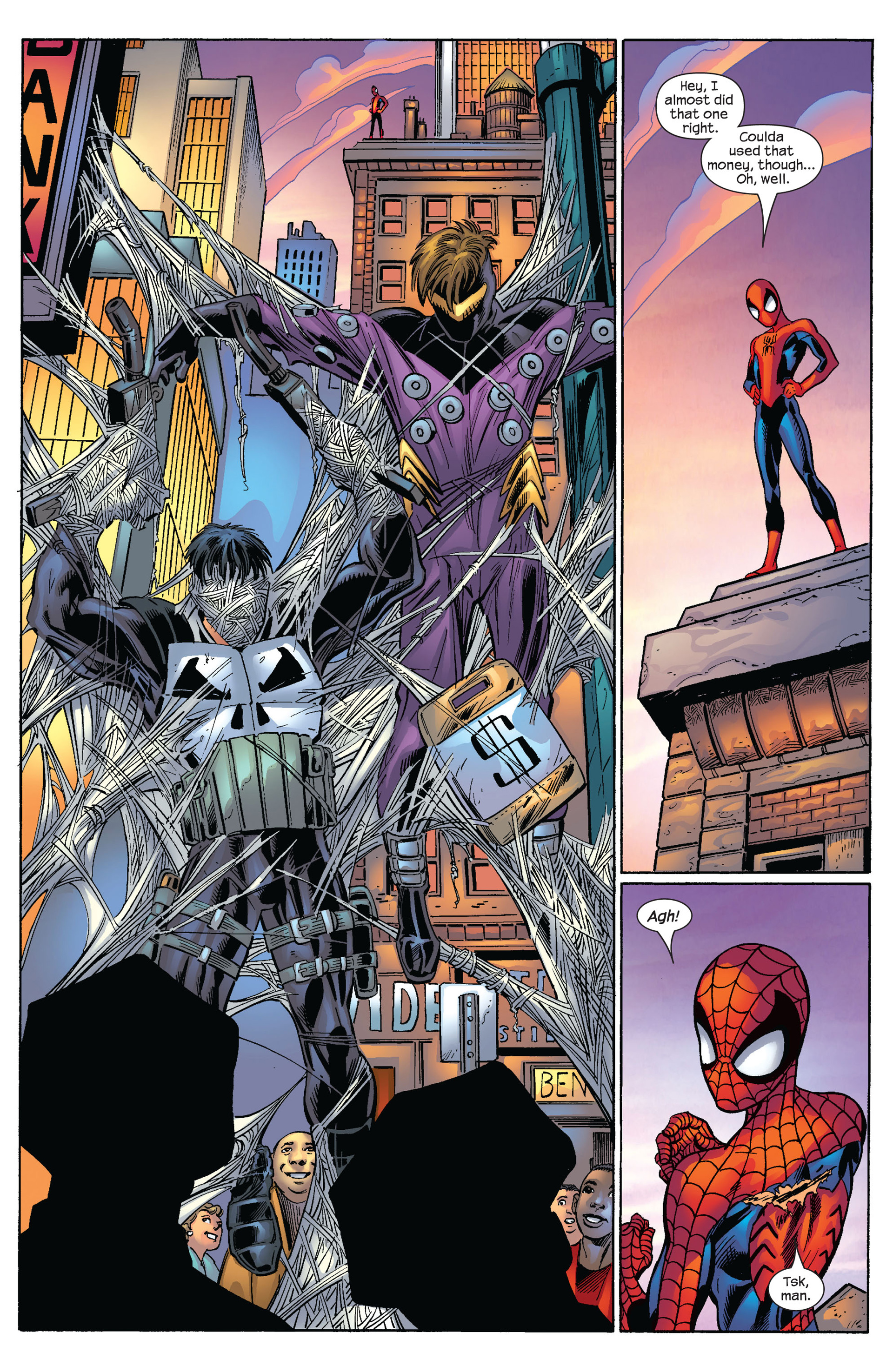 Read online Ultimate Spider-Man (2000) comic -  Issue #61 - 16