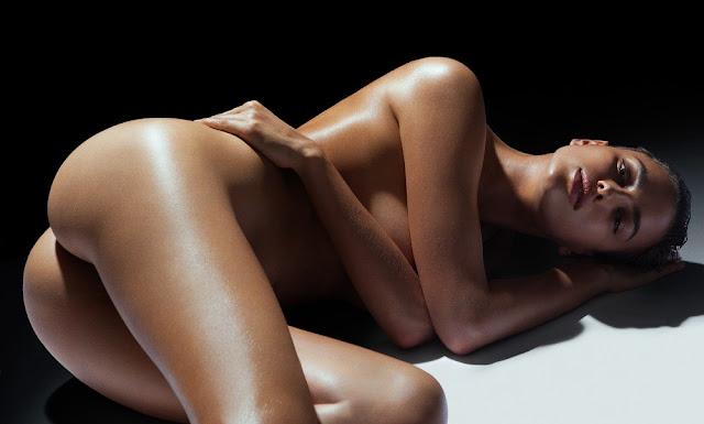 Irina Shayk Natural Beauty Photo Shoot