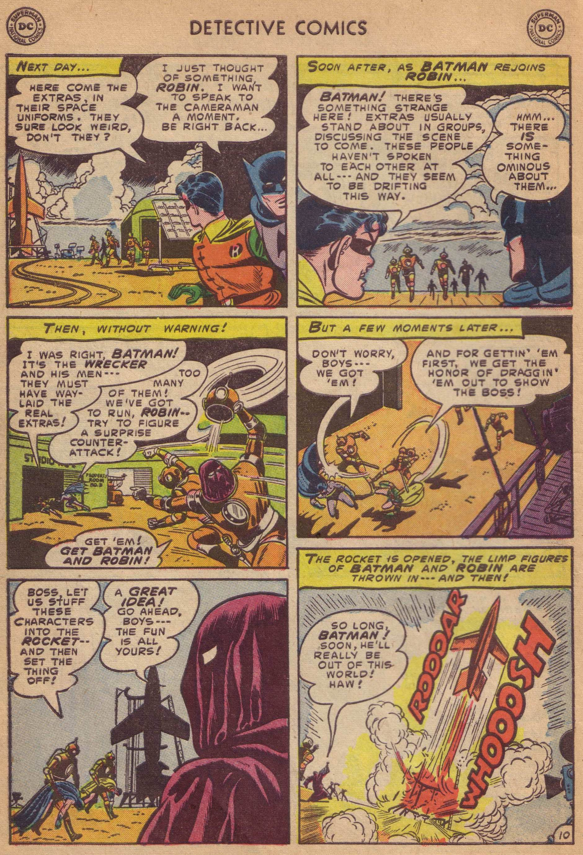 Read online Detective Comics (1937) comic -  Issue #197 - 12