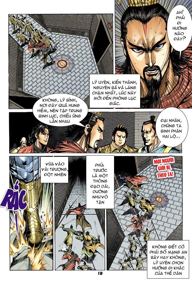 Đại Đường Uy Long chapter 50 trang 18