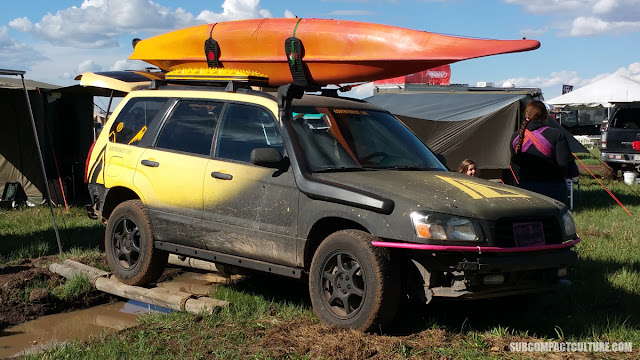 The Adventurist Life Subaru Forester