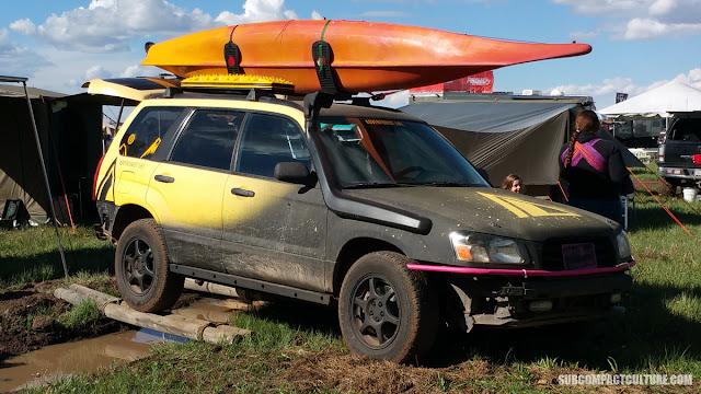 The Adventurist Life Subaru Forester