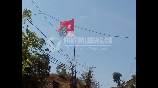 Heboh Bendera Merah Putih Berlogo PKB di Jember, Bawaslu Koordinasi dengan Polres