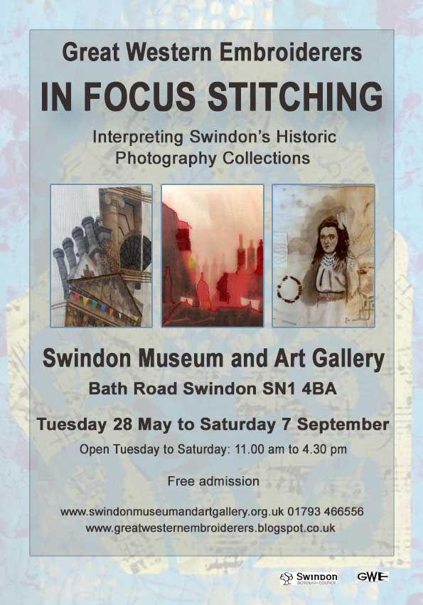 In Focus Stitching