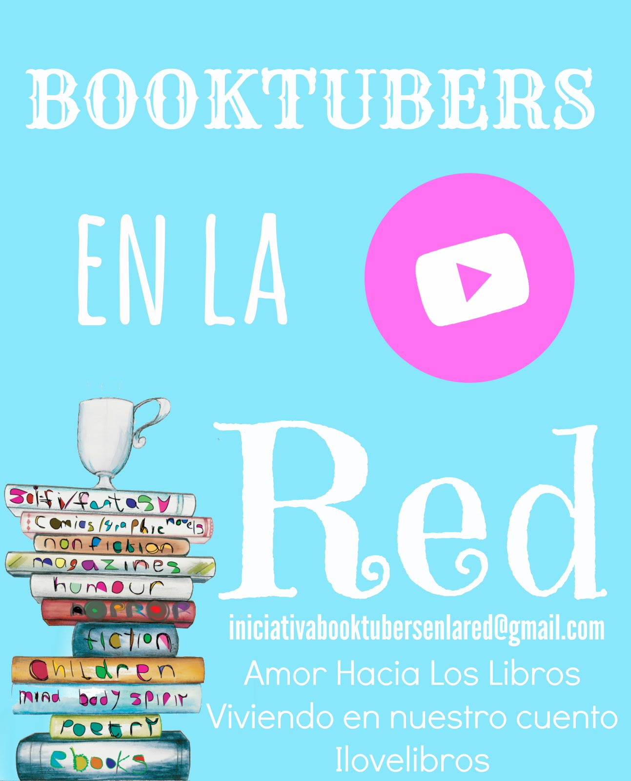 "Iniciativa ""Booktubers en la Red"""