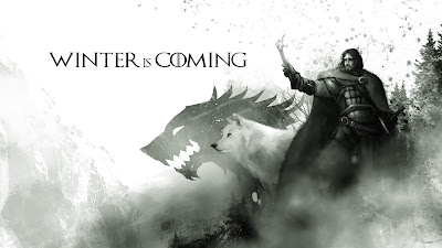 Juego de Tronos - Winter is coming Wallpaper