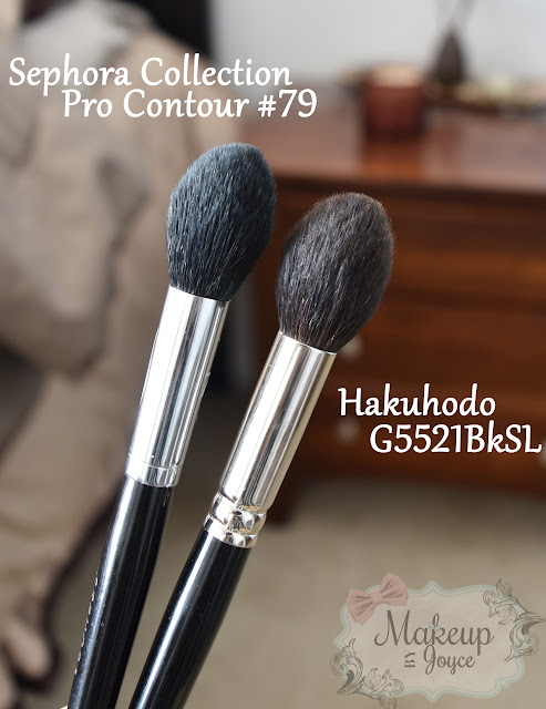 Sephora Collection Pro Contour #79 Brush Review