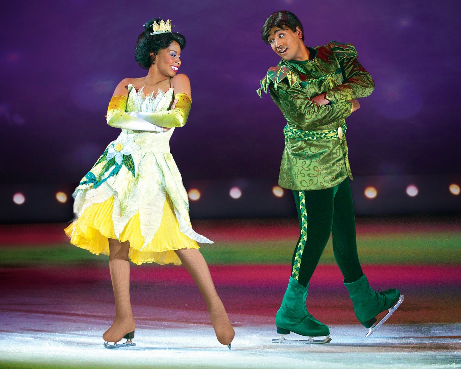 Disney On Ice: Treasure Trove Tiana