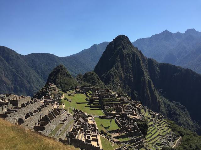 A melhor época para ir Machu Picchu, no Peru, é entre abril e setembro