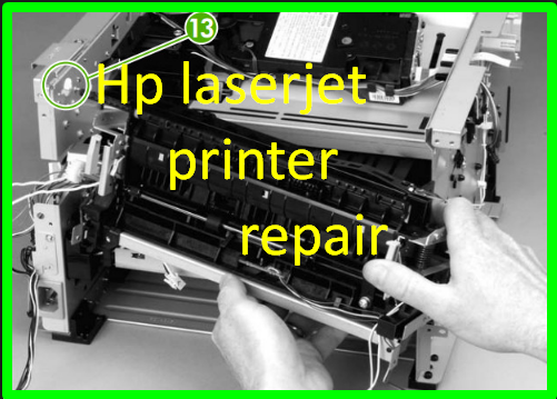 Hp laserjet printer repair