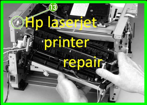 Hp laserjet printer repair
