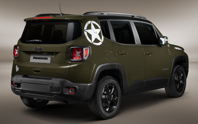 Jeep Renegade Willys 2019