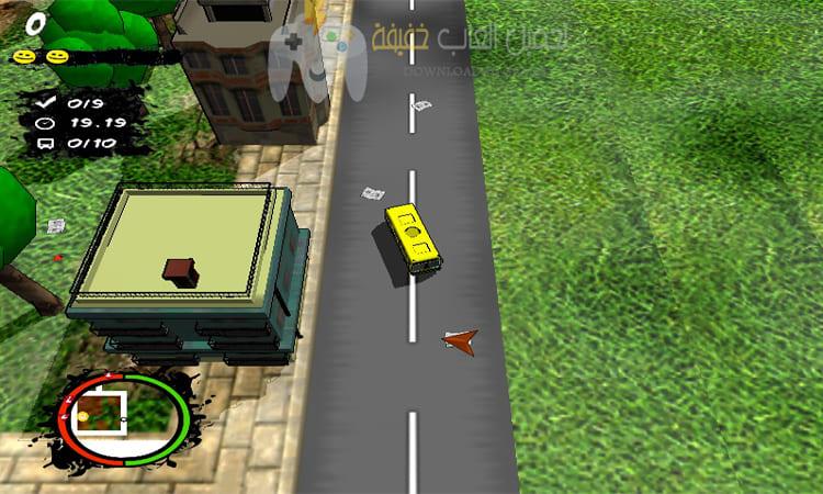 تحميل لعبة أتوبيس المدينة City bus