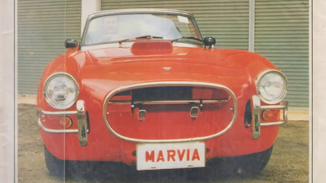 Marvia Shelby Cobra