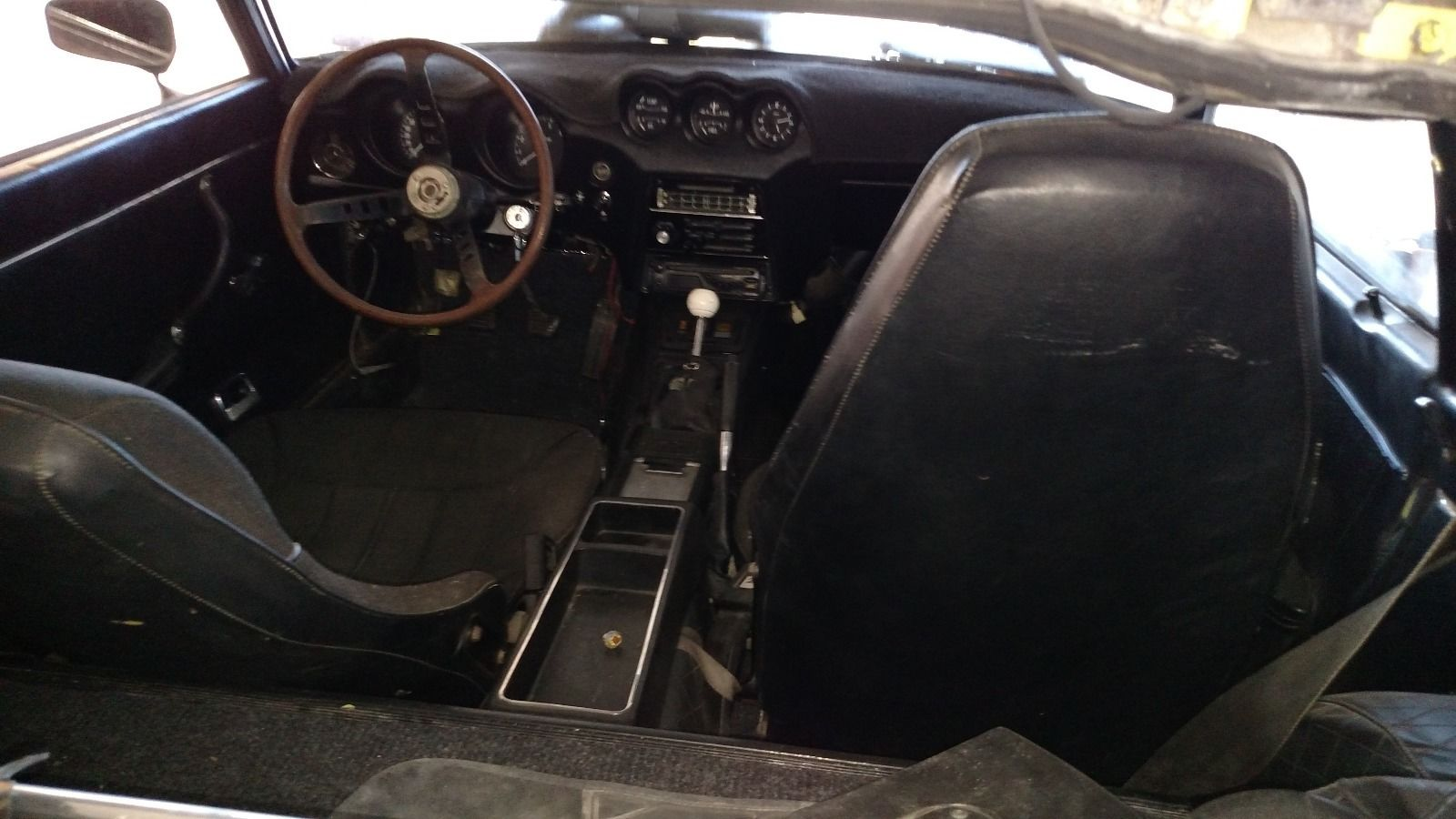 Daily Turismo: Auction Watch: 1972 Datsun 240Z Parts