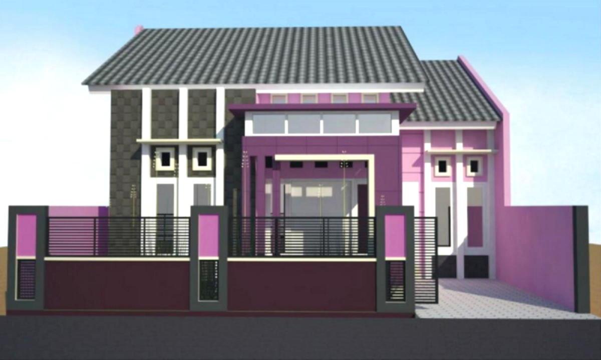 65 Desain Rumah Minimalis Sederhana Modern Desain Rumah Minimalis