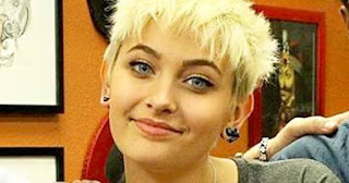 Michael Jackson's daughter Paris Jackson