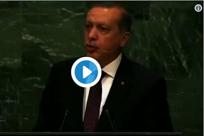 Pesan Presiden Erdogan kepada para Pejabat Turki: Jadilah Pribadi Yang Tawadhu, Jangan Bertangan Besi! Perlu Dicontoh Indonesia Nih