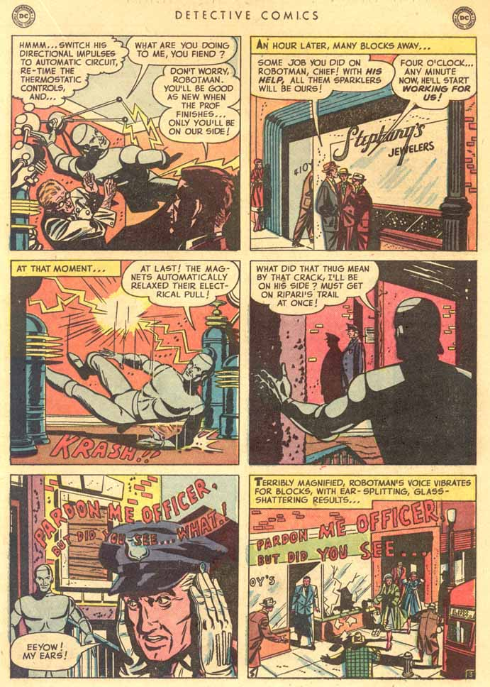 Read online Detective Comics (1937) comic -  Issue #160 - 29