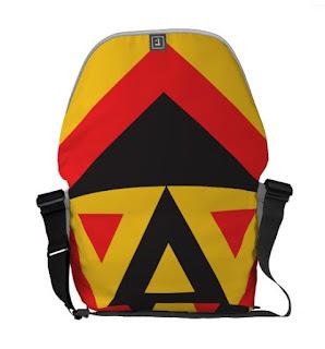 aboriginal, tribal, messenger bag,
