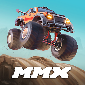 MMX Hill Dash Mod Apk Unlimited Money 1.0.6129 Terbaru