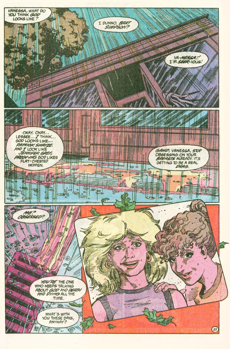 Read online Wonder Woman (1987) comic -  Issue #46 - 23