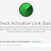 How to quickly check iPhone/iPad iCloud Activation Lock status of any iOS version using Apple's web tool