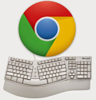 Top 50 + Shortcut keys of Google Chrome
